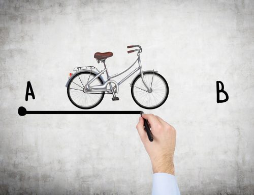 Figuring Out What to Say and How to Say It to the Board of Directors is Like Balancing on a Bicycle