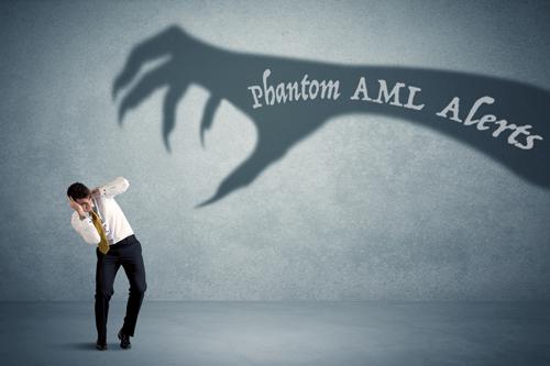 Phantom AML Alerts: Dealing with BSA Nightmares